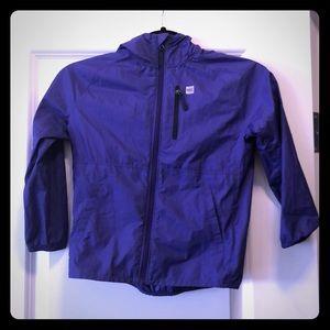 Light windbreaker jacket